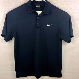 Nike | Dri-Fit Golf Polo [Navy Blue] sz L